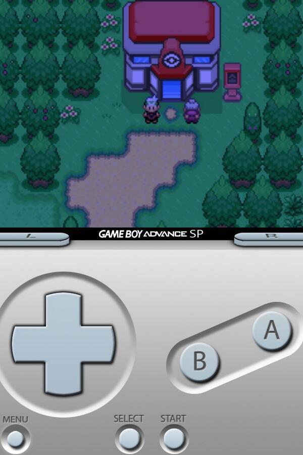Pokemon Flora sky Gba4ios Download