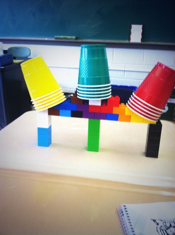"""@defuria17: building bridges like it's our job #WHSPreCal #DesignThinking http://twitter.com/defuria17/status/377445247363862528/photo/1"" #sbgchat"