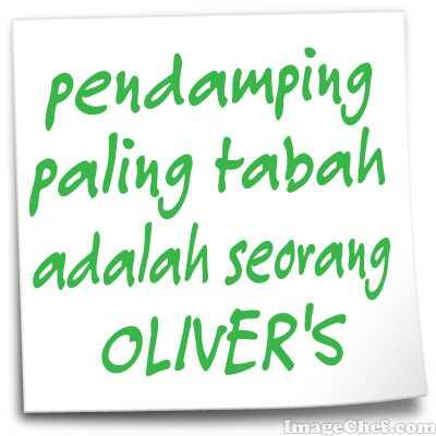 Olivers Indonesia Olivers Love1 Twitter
