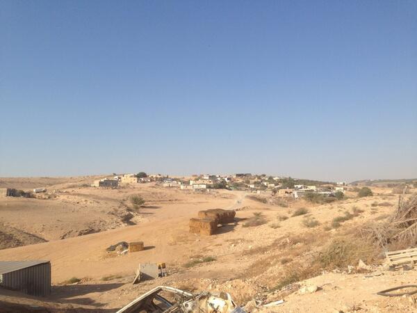 Thumbnail for Umm el-Hiran and the Prawer Plan