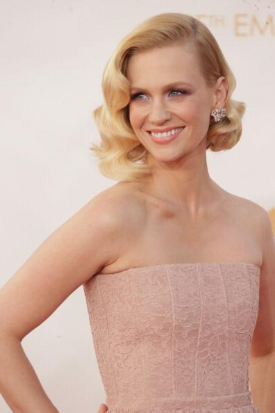 January Jones wearing #Givenchy at the #Emmys - http://t.co/qNN8WkS9dp http://t.co/acu2A59ajx