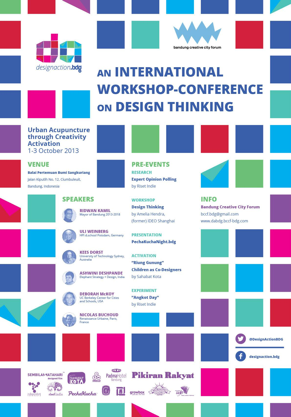 DesignAction.bdg International workshop-conference on design thinking