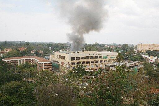 FIRE AT #Westgate has already been contained by firefighters via @InteriorKE http://twitter.com/dailynation/status/382167654405914624/photo/1