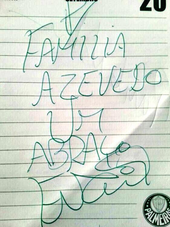 Valeria azevedo followed