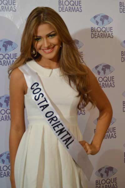 #Farandula Miss Costa Oriental @MissVzla Migbelis Castellanos http://twitter.com/MeridianoTV/status/382225860700278784/photo/1
