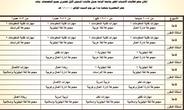 جامعة الباحة انتساب Buentsab Twitter