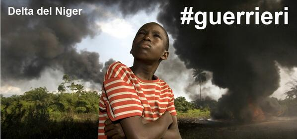 #guerrieri dal Delta del Niger http://twitter.com/nandupopusss/status/382435455062376448/photo/1
