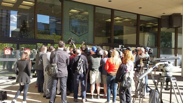 Thumbnail for Omar Khadr's hearing on September 23