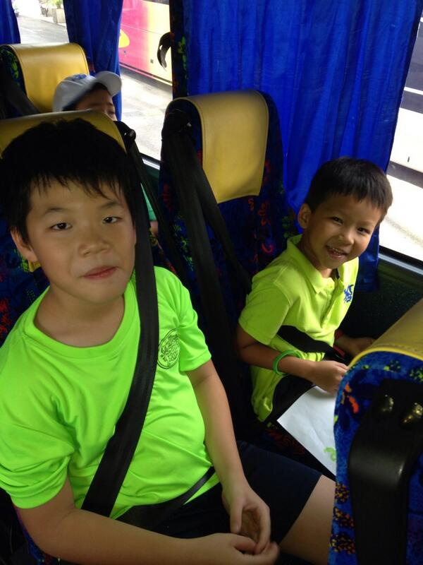 On our way, ISS sports day here we come!!! http://twitter.com/grade3SC/status/378315846990327809/photo/1