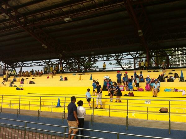 We are here! Let the Sports Day begin! http://twitter.com/G3Skrtic/status/378325284476289024/photo/1