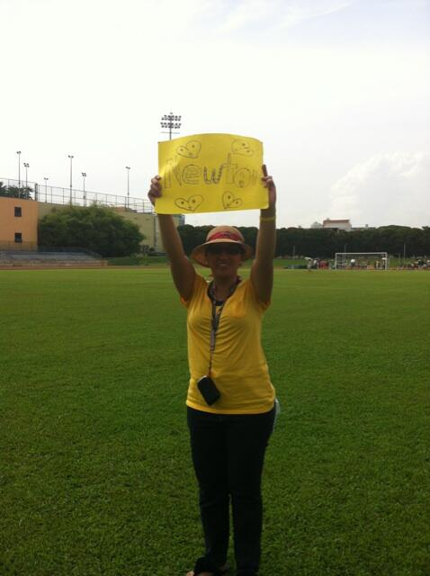 Love parent support at Sports Day! http://twitter.com/G3Skrtic/status/378353186584526848/photo/1