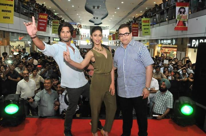Shahid Khan Religion: Shahid Kapoor With Ileana D'cruz