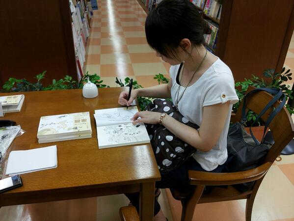 朝日新聞出版コミック編集部 on ...