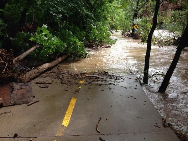 From my walk today ... #coflood  #BoulderFlood http://twitter.com/srajabi/status/378770292601921536/photo/1