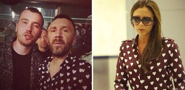 Шнуров одет как Виктория Бэкхем. Модный. Стильный. Утонченный. http://t.co/EPYXvHOkkk