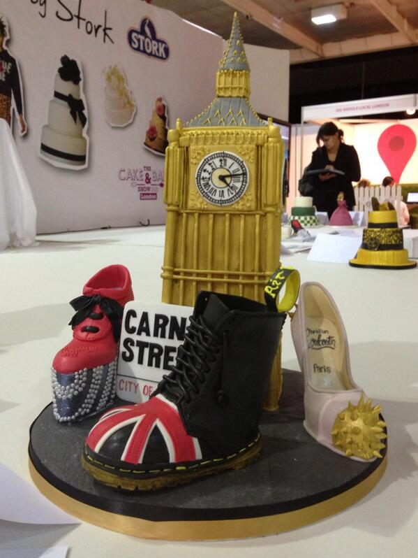 Big Ben Cake Images : Google Local London on Twitter: