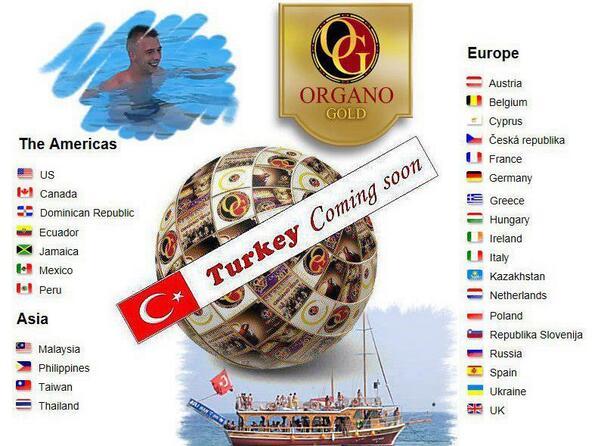 Mediaa sisältävät twiitit käyttäjältä Organo Gold Turkey (@C