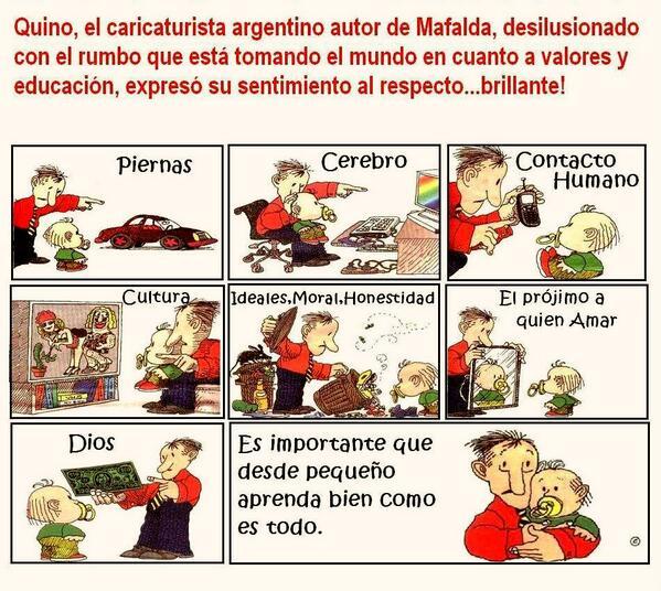 La educación actual...y Quino. @OscarG_1978 @AlayaInfancia #educacion #Quino #niños http://twitter.com/Inteligent_Ment/status/379302212565864448/photo/1