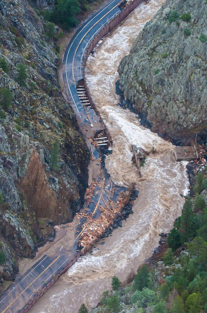 Colorado Flood Crisis