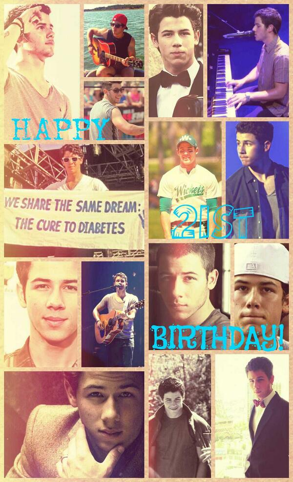 @nickjonas Happy birthday sexy man. I love you till the end! http://t.co/WHRvg8dgIn