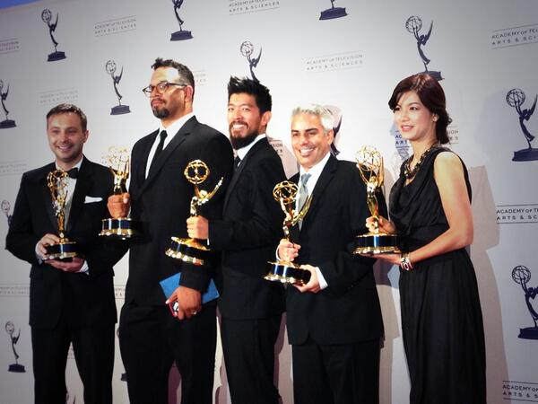 In 2013 wonnen ze met Raising the Bar de 5e Emmy
