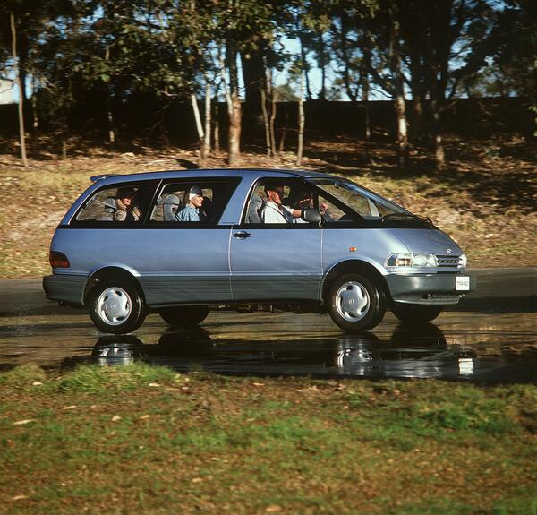 Toyota Australia On Twitter Who Remembers The Tarago From