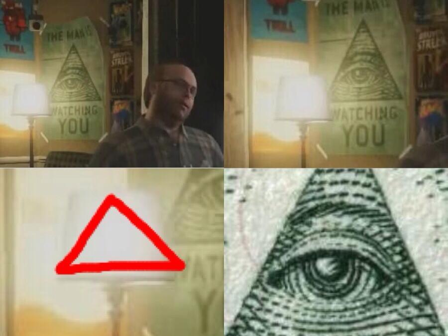 Stop The Illuminati On Twitter Gta V Is Illuminati Hidden