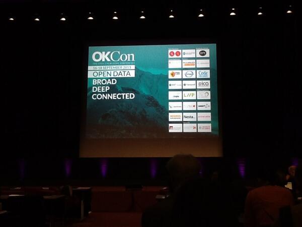 Ready to go. Opening keynote to start now! #okcon http://twitter.com/anahi_ayala/status/379868000352219136/photo/1