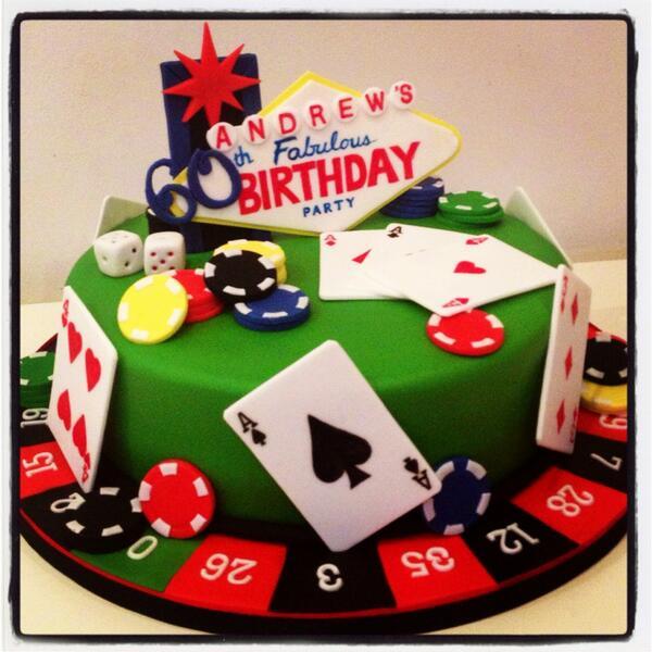 Fabulous Constantinecakes On Twitter Vegas Cake Vegas Cake Cakeporn Funny Birthday Cards Online Barepcheapnameinfo