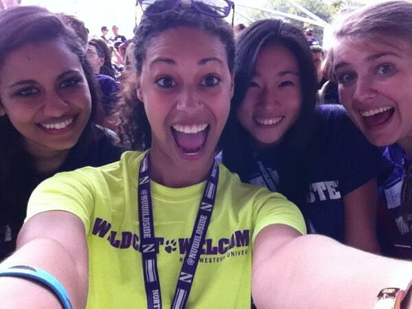 Look, our ENTIRE GROUP in one selfie. @WildcatWelcome #wildcatwelcome #nu2017 #group60 http://twitter.com/jacindaa9/status/380060284104081408/photo/1