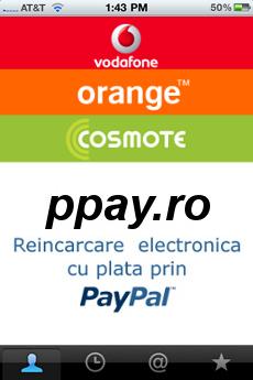 orange prepay credit