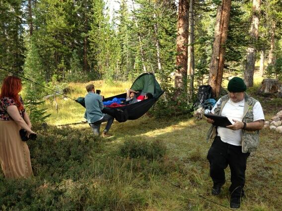 clark outdoor on twitter    on set of clark vertex 2 person hammock tv  mercial  uinta mountains are gorgeous today http   t co xcmcuiyv6n   clark outdoor on twitter    on set of clark vertex 2 person hammock      rh   twitter