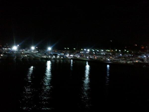 Caterina On Twitter Il Mare Di Notte Qui A Napoli Buonanotte