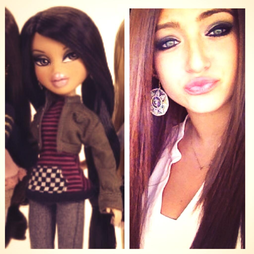 Kenz On Twitter Quot The Real Life Bratz Doll Ladies And