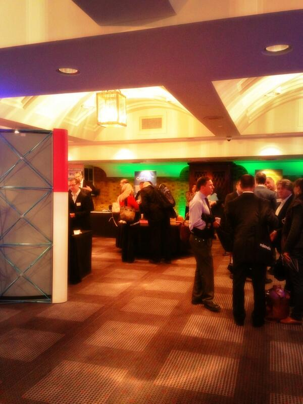 Pretty busy at the #ppadigital already! Lovely to see so many people. http://twitter.com/Optfour/status/380268828972044288/photo/1