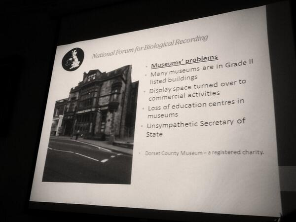 Some of the problems museums face :( #linneanplenary http://twitter.com/RussellDornan/status/380330251831631873/photo/1