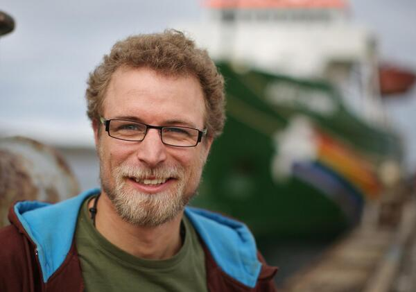 Swiss activist Marco is still being held at the Russian coast guard ship. RT #SaveTheArctic for support http://twitter.com/gp_sunrise/status/380337257984454657/photo/1