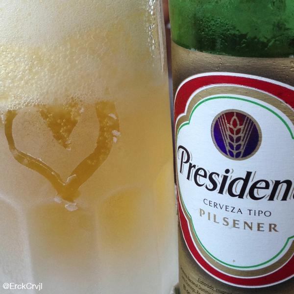 """cerveza presidente on twitter: """"nada mejor que una vestida de novia"""