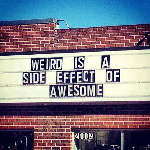 fbb93b258 #Weird has #always #worked4me @RCdeWinter Why I'm proud to be weird  pic.twitter.com/AntzUj0uPa #muchlove #laughterishealing
