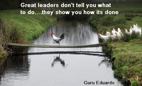 Twitter / National_BPA: Lead by example!! #leadership ...