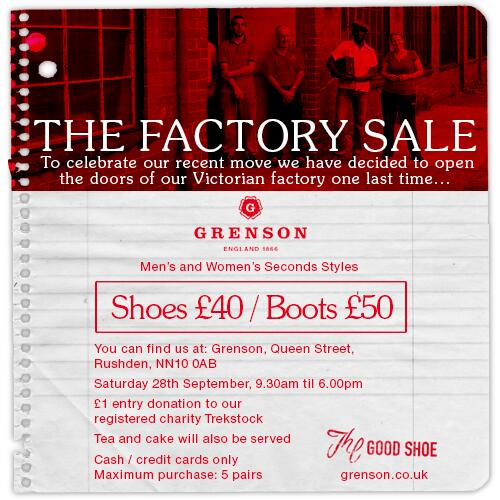Grenson Shoes on Twitter: \