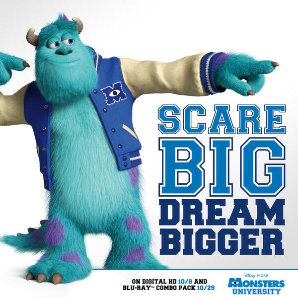 Monsters university monstersu twitter voltagebd Choice Image