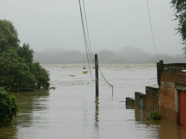 Son decenas de miles de damnificados por las inundaciones en la Tierra Caliente de Guerrero. Es una región abandonada http://twitter.com/Jaibema/status/380930825786642432/photo/1