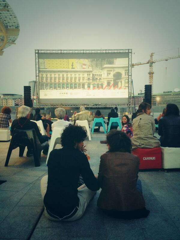Comincia #TEDCity2. In piazza Gae Aulenti guardiamo alle città del futuro. Vi aspettiamo! http://twitter.com/tedxportanuova/status/381110400797790209/photo/1