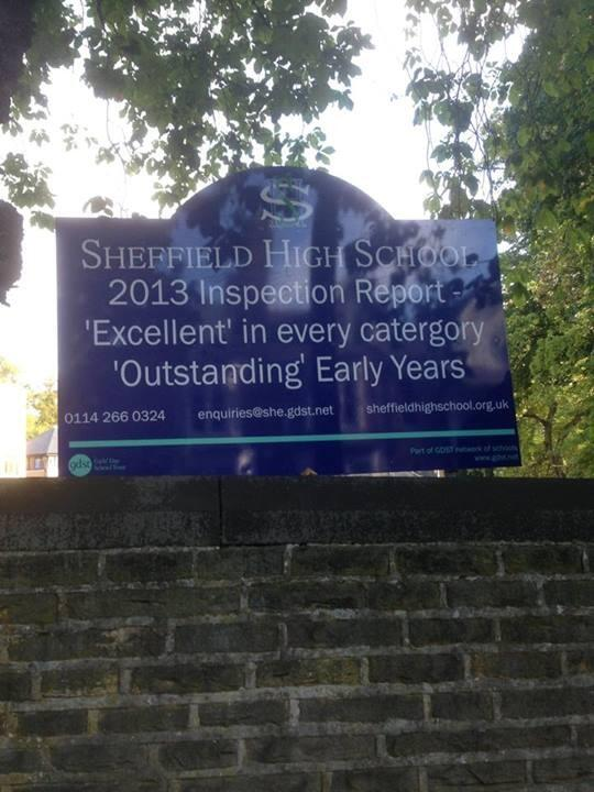 Independent Sheffield High School's very public blooper. Makes you wonder why people pay to send their kids there! http://t.co/CIoiB7Q8wl