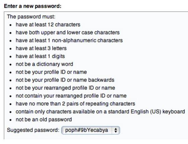 This wins for most ridiculous password requirements http://t.co/K0A03bZMW6