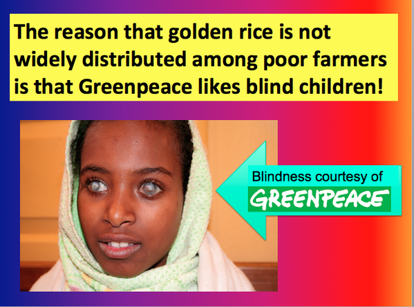 golden rice project