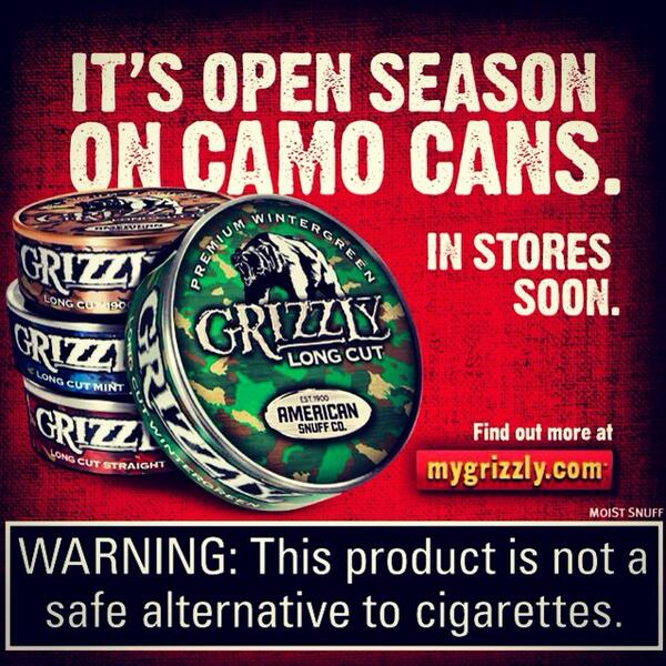 outlaw on twitter quotgo check your stores camo grizzly