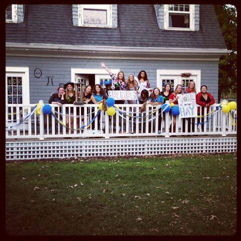 Theta is all set for Homecoming. Welcome! #BeloiterDays http://twitter.com/casswanson/status/381126364352368640/photo/1
