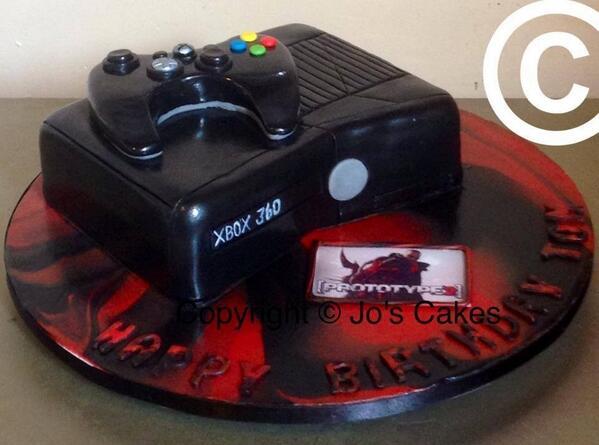 black xbox cakes - photo #21